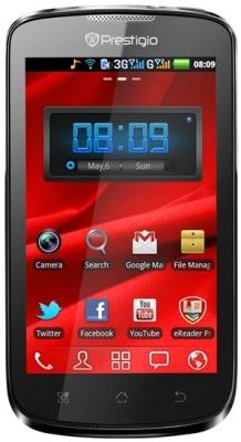 Prestigio MultiPhone 4000 DUO - обзор, изменение цены, характеристики  Na-Obzor.ru