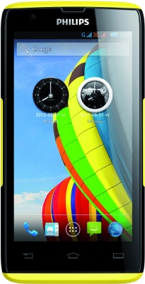 Телефон Philips Xenium W6500 лучше чем Fly IQ4411
