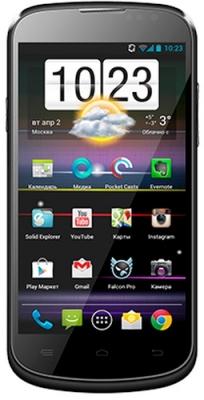 Highscreen Alpha Rage - достойный бюджетный смартфон в пределах 5000 рублей.