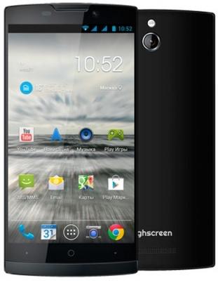 Долгоиграющий смартфон Highscreen Boost 2 за 10 000 рублей.