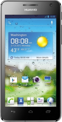 Смартфон Huawei U8950 (G600) Honor Pro против LG P705 Optimus L7