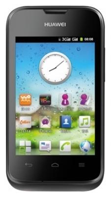 Huawei Ascend Y210 - телефон с устаревшей операционной системой, но с 3G.