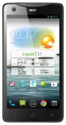 Acer Liquid S1 Duo - обзор, изменение цены, характеристики  Na-Obzor.ru